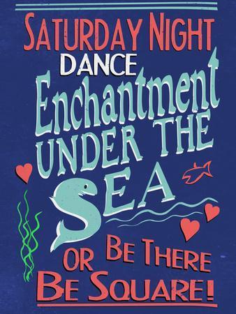 Enchantment Under The Sea Dance