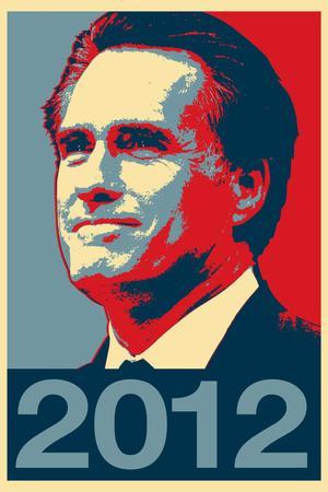 Mitt Romney, 2012