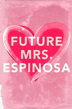 Mrs Espinosa