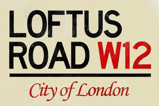 Loftus Road W12 City Of London Poster At AllPosters.com