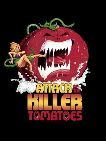 Attack of the Killer Tomatoes Movie Poster
