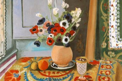 Henri Matisse Les Anemones Flowers Art Print Poster