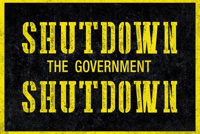 Shutdown the Government Shutdown