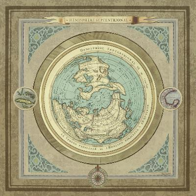 North and South Maps I