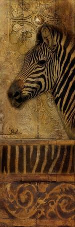Elegant Safari V (Zebra)