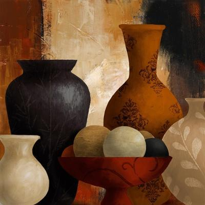 Spiced Vessels I
