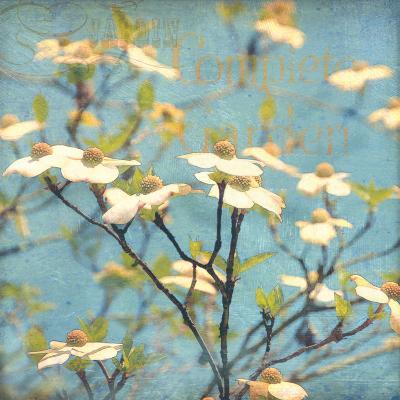 Dogwood I - Blossoming Tree
