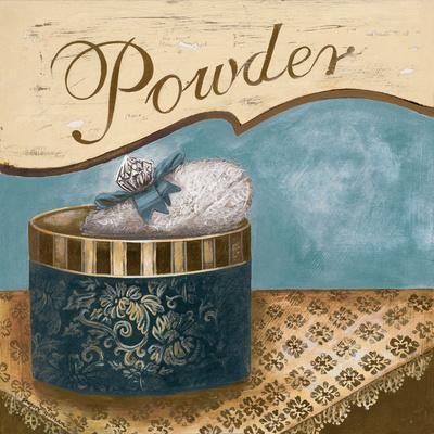 Bath Accessories I - Blue Powder