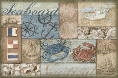 Bateau Bay Collage II