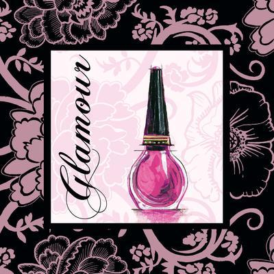 Fashion Pink Glamour - Nail Polish