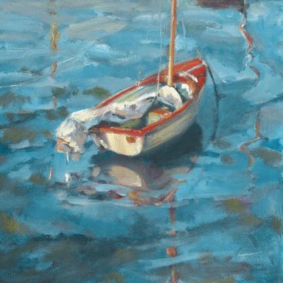 Plein Air Sail Boat