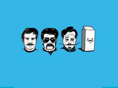 Mustache Club