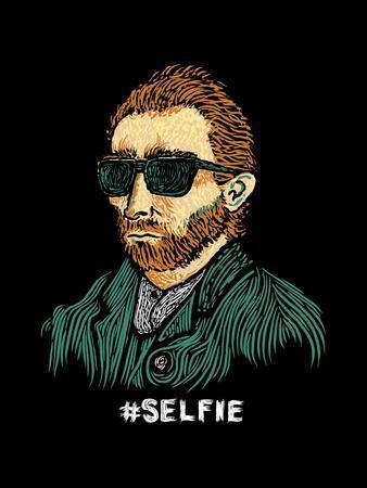 Van Gogh: Master of the Selfie