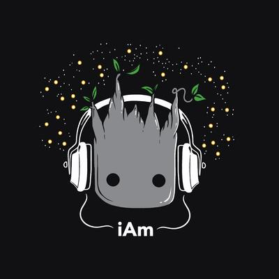 I Am - Cute Groot