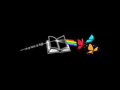 Dark Side of the Reading Rainbow