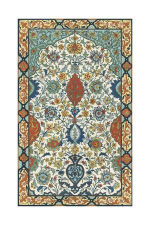Non-Embellish Persian Ornament I