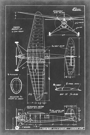 Aeronautic Blueprint IV