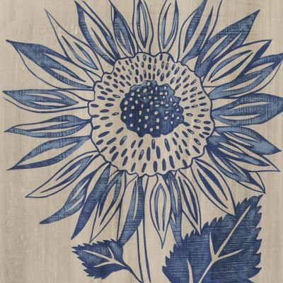Indigo Sunflower