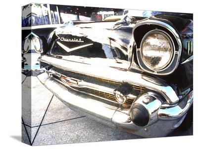 Detail of Classic Car, 57 Chevy