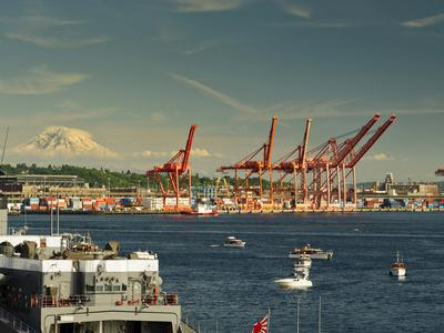 Sail-In Parade, Seattle, Washington, USA