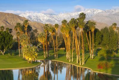 Desert Island Golf and Country Club, Palm Springs, California, USA
