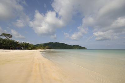 Vietnam. Beautiful Sand at Sao Beach, Phu Quoc, Kien Giang Province