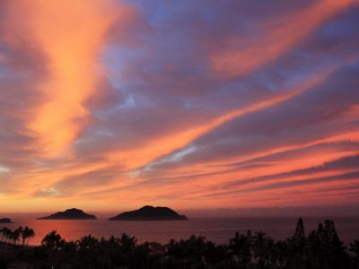 Sunrise, Mazatlan, State Sinaloa, Mexico