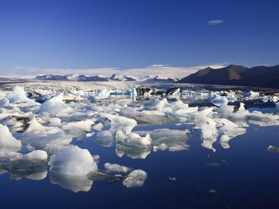 Jokulsarlon Iceberg Lagoon, Iceland