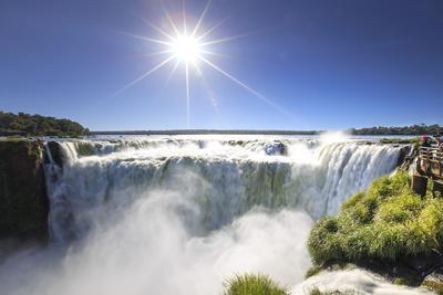 Argentina, Iguazu Falls National Park, (Unesco Site), Devil's Throat