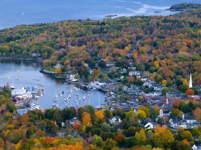 Camden, Maine, USA