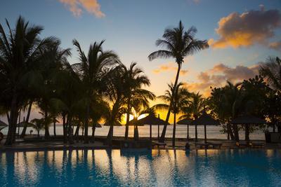 Beachcomber Dinarobin Hotel, Le Morne Brabant Peninsula, Black River, West Coast, Mauritius