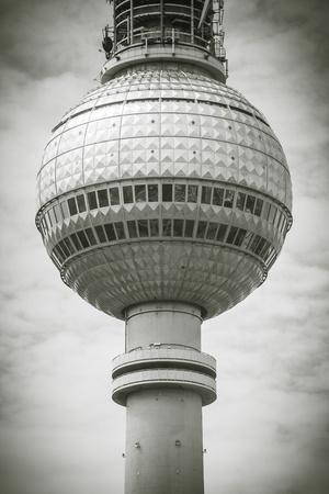 Fernsehturm, Alexanderplatz, Berlin, Germany
