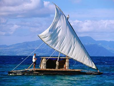Traditional Sailing Craft, Fiji