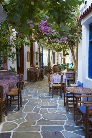 Driopida, Ancient Village, Kythnos, Cyclades, Greek Islands, Greece, Europe