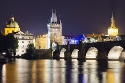 Charles Bridge and Mala Strana Bridge Tower