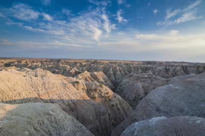 Badlands National Park, South Dakota, United States of America, North America