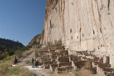 Kasha-Katuwe Tent Rock National Monument, New Mexico, United States of America, North America