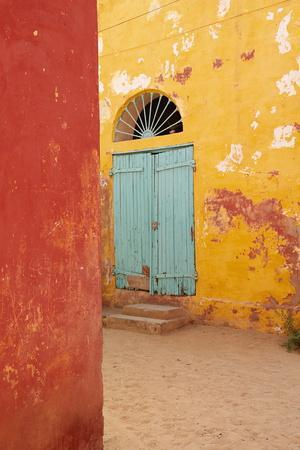 The Island of Goree (Ile De Goree), UNESCO World Heritage Site, Senegal, West Africa, Africa