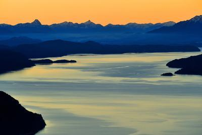 Nahuel Huapi Lake, San Carlos De Bariloche, Rio Negro Province, Patagonia, Argentina, South America
