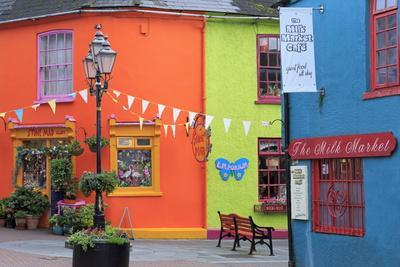 Newman's Mall, Kinsale Town, County Cork, Munster, Republic of Ireland, Europe