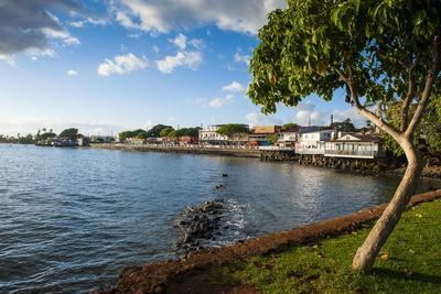 The Town of Lahaina, Maui, Hawaii, United States of America, Pacific