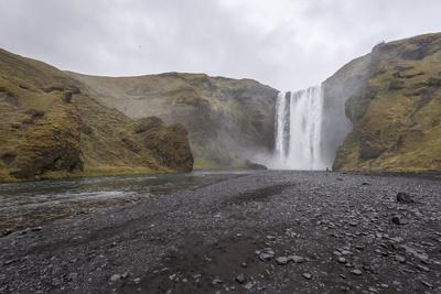 Skogafoss, Iceland, Polar Regions