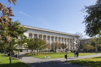 National Library, St. Cyril and Metodiy, Sofia, Bulgaria, Europe