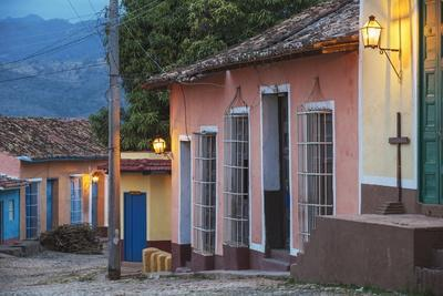 Colourful Street in Historical Center