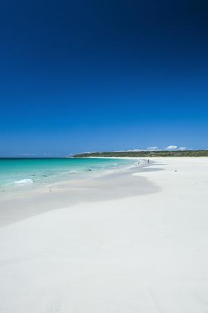 White Sand Beach and Turquoise Waters