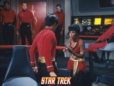 "Star Trek: The Original Series, Uhura in ""Mirror, Mirror"""