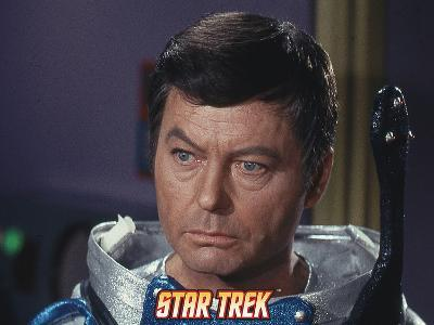 Star Trek: The Original Series, Dr. McCoy