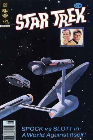 Star Trek: The Original Series Illustrated Cover