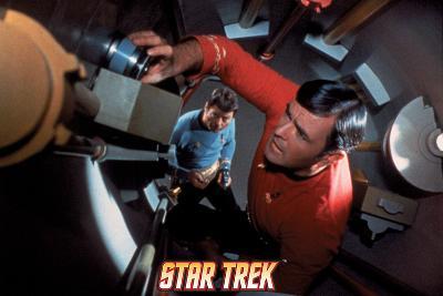 Star Trek: The Original Series, Scotty and Dr. McCoy