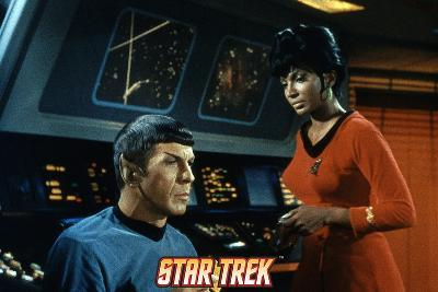 Star Trek: The Original Series, Spock and Uhura